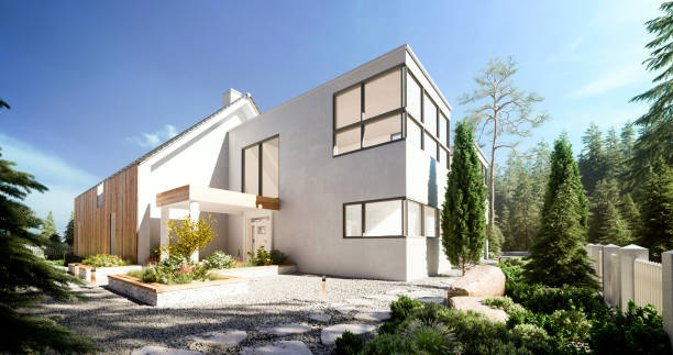 Projects of Multi-Family Buildings and Single-Family Homes